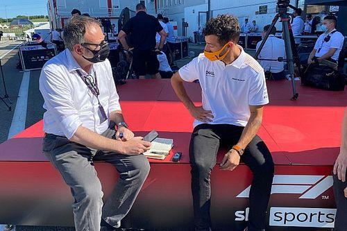 """Ricciardo esclusivo: """"Sarò qui ancora a lungo"""""""