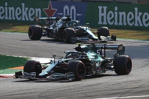 Aston Martin podał skład na sezon Formuły 1 2022