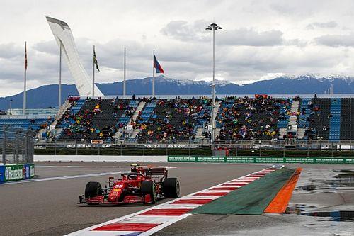 F1: Após classificação complicada, Sainz mira passar Norris na largada do GP da Rússia