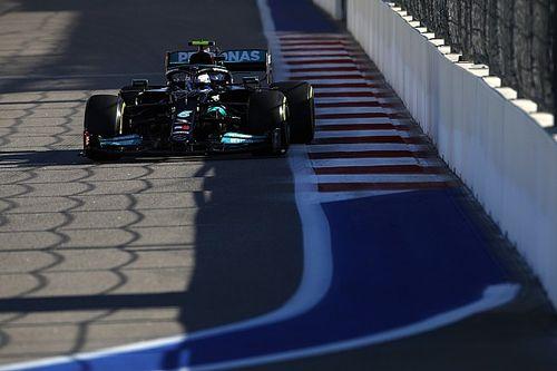 Mercedes, sıralama turları öncesinde aracın dengesini geliştirmeye çalışacak