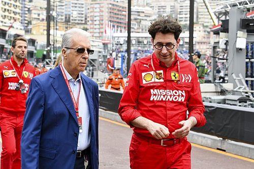 """Piero Ferrari: """"La F1 in tv non trasmette l'idea di velocità"""""""