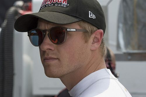 Pigot excited by IndyCar lifeline with RLL Citrone/Buhl