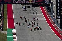 MotoGP dit jaar niet naar de Verenigde Staten