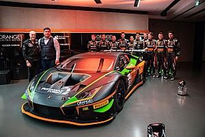 FFF Racing torna in Europa per dare l'assalto alla Blancpain GT Series con Lamborghini
