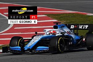 Motorsport Report: la Williams è irregolare? La Ferrari riproduce l'effetto del mozzo forato!