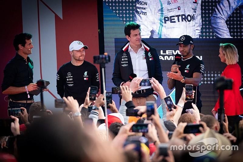 Bottas: Ferrari'yi yenebilmek için sürekli gelişmemiz gerekiyor
