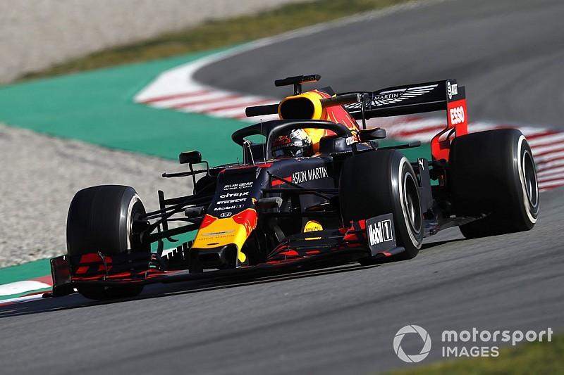 128 tours pour Red Bull et Honda :
