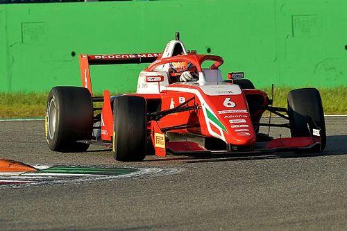F. Regional, Monza, Gara 2: Rasmussen è secondo ma vince