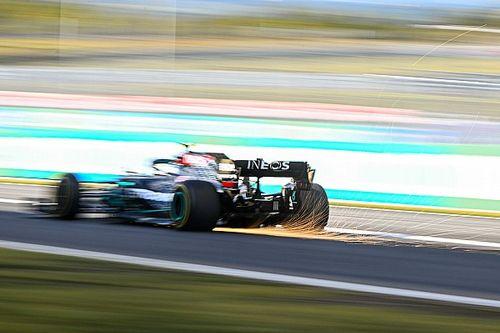 2020 F1 Eifel Grand Prix qualifying results, full grid lineup