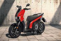 La primera moto eléctrica... de SEAT
