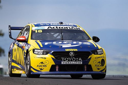 Caruso to partner Winterbottom at Bathurst