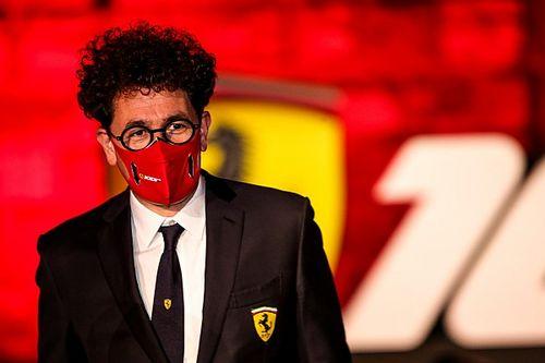 Бинотто подтвердил вето Ferrari против назначения Вольфа главой Формулы 1