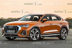 Дизайн Audi Q4 розкрили у новому рендері