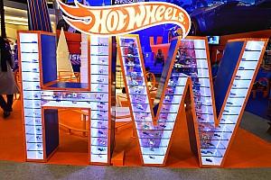 GALERI: Selebrasi 50 tahun Hot Wheels di Jakarta