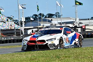 "BMW ""in the hunt"" for Rolex 24 victory, says Rahal"