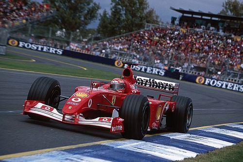 舒马赫最出色的F1赛车之一的背后故事