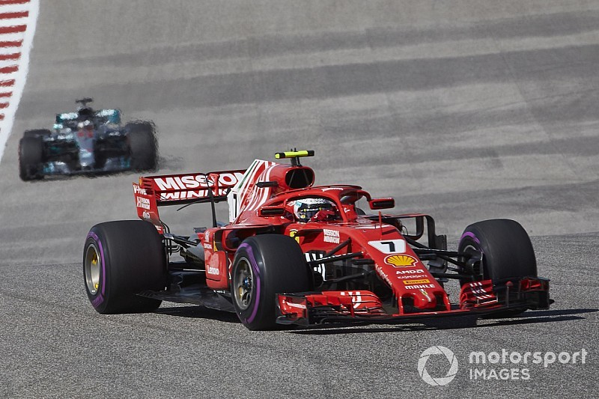 """Raikkonen geniet weer van F1: """"Dit jaar is goed, Ferrari mist niks"""""""