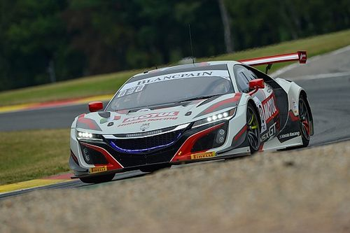 """Baguette hopes it's """"not the end"""" for NSX GT3 in Europe"""