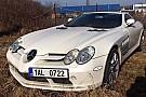 Auto Une Mercedes SLR abandonnée depuis plus de 6 ans!