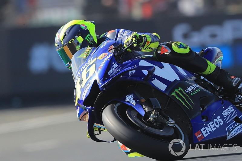 """Rossi: """"A nuestra moto le gusta Le Mans"""""""
