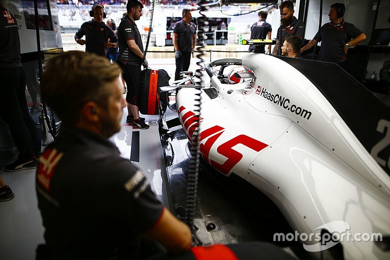 Haas: Unsafe release response showed new system working