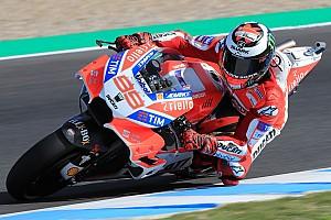 """MotoGP Noticias de última hora Lorenzo: """"Estoy convencido de que en Sepang tendremos algo nuevo"""""""