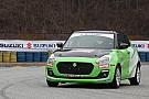 Rally Suzuki Swift RS 1.0: la sostenibile leggerezza dell'essere nei rally