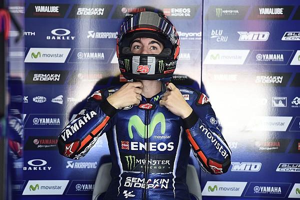 MotoGP Vinales: Saya sempat mengira ada di posisi terakhir