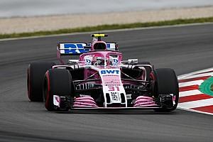 Fórmula 1 Noticias Ocon podrá aprovechar en Mónaco el motor de la última carrera