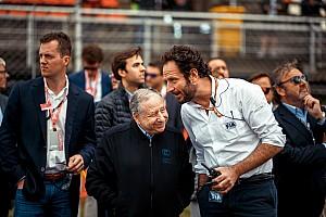 Формула 1 Новость Президент FIA согласился с необходимостью упростить моторы Ф1