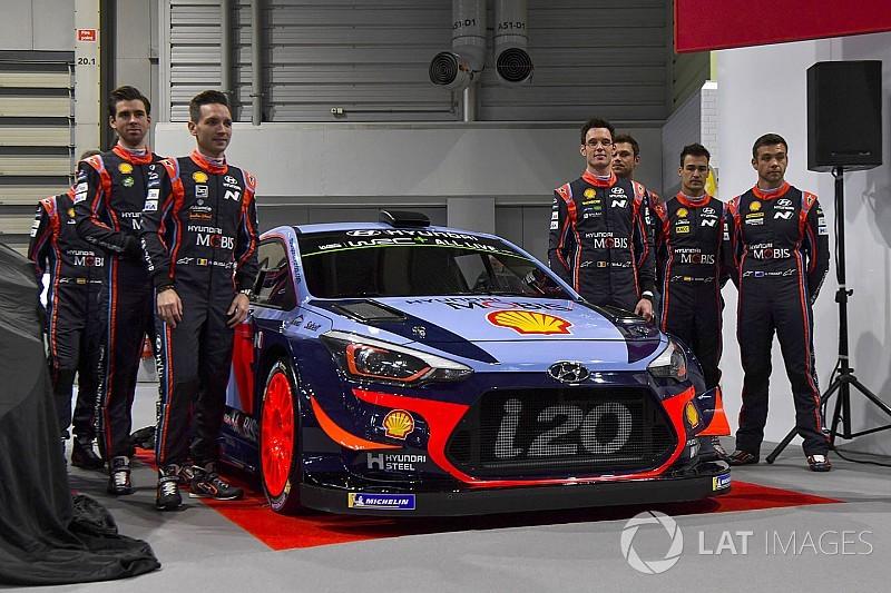 Hyundai schiererà tutti e 4 i suoi piloti solo al Rally del Portogallo