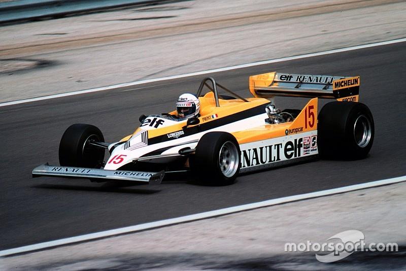 GALERI: Semua mobil F1 Renault sejak 1977