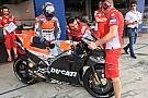 MotoGP Dovizioso nach Thailand-Test happy: