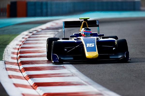 GP3 Reporte de pruebas Habsburg cerró adelante los ensayos de la GP3