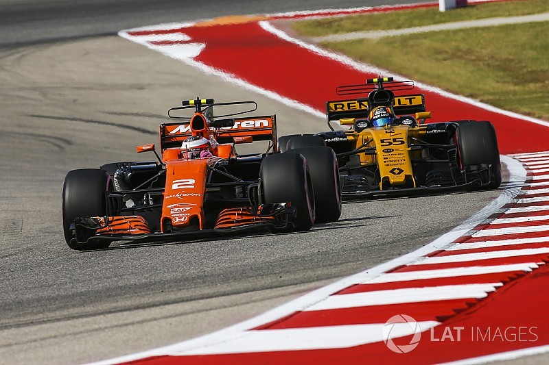 """Prost: """"Motorendeal met McLaren geeft positieve druk bij Renault"""""""