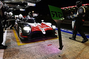 Le Mans Breaking news Le Mans 24h: Alonso bid derailed by Buemi's speeding penalty