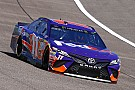 NASCAR Cup Hamlin leads Earnhardt in second practice, Truex scrapes the wall