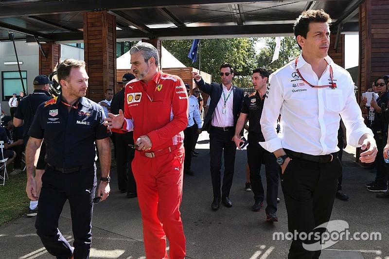 Команды Ф1 провели встречу без участия FIA и Liberty Media