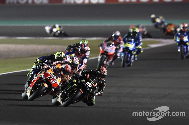 Qatar MotoGP start time unchanged despite concerns