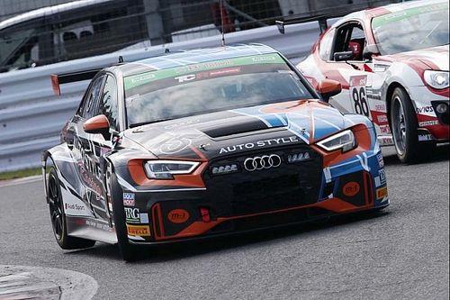 Trionfo Audi con il Team DreamDrive in Classe TCR alla 24h del Fuji