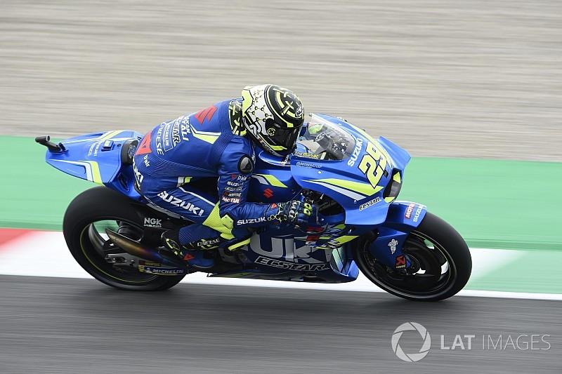 Mugello, Libere 4: Iannone si rimette in vetta davanti alle Ducati