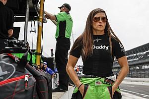 Danica Patrick no tiene explicación a su choque final en Indy 500
