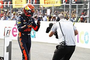 Formel 1 News Max Verstappens harte Schule: Schläge auf den Helm!