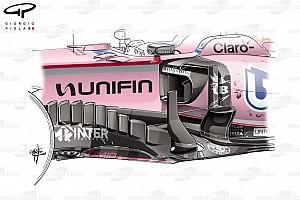 Formule 1 Analyse Comment Force India a lutté pour le podium au Mexique