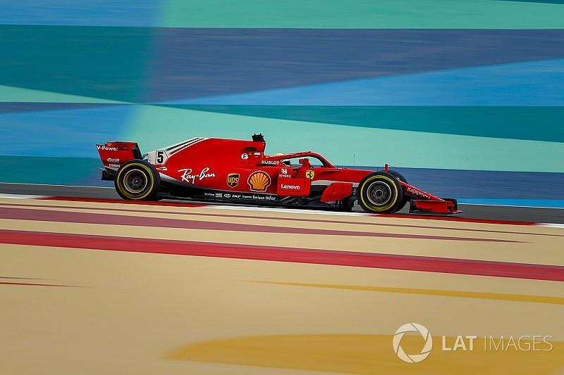 バーレーンGP予選速報:フェラーリ1-2。トロロッソ・ホンダのガスリー6番手!