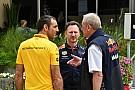 Christian Horner: Beziehung zu Renault