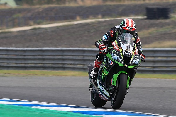 World Superbike Practice report Buriram WSBK: Rea edges Sykes in Friday practice