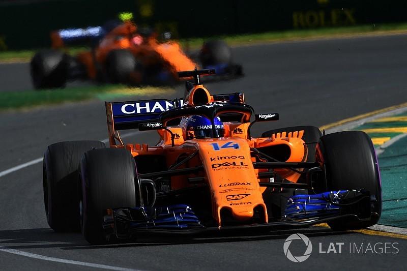 """Alonso évoque deux mois """"cruciaux"""" pour McLaren"""