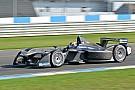 Буэми стал лучшим в финальный день тестов Формулы Е