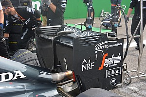 Formula 1 Analysis Tech debrief:  How Monza's midfield battle heated up